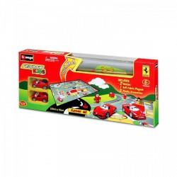 Bburago - Ferrari Kids játékszőnyeg - Burago autós szettek, autók - Burago autós szettek, autók