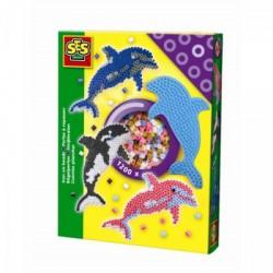 SES - VASALHATÓ GYÖNGY - DELFIN 1200 - SES Kreatív játékok - SES kreatív játékok