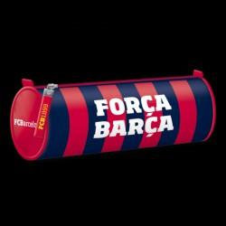 Barcelona hengeres tolltartó-nagy AU-93986601 FC BARCELONA - TOLLTARTÓ, ÍRÓSZER - FC Barcelona Barcelona