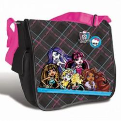 Monster High kis oldaltáska MH - 94224689 Táska, sulis felszerelés - Lányos játékok Ars Una