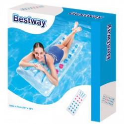 Bestway matracágy 188x71cm többféle színben - BESTWAY strandcikkek - BESTWAY strandcikkek Bestway