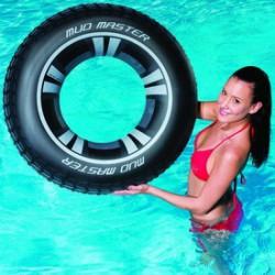 Bestway autókerék úszógumi, 91cm - Kerti és vízes játékok Bestway
