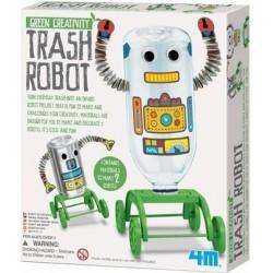 Kidz Labs - Alkoss a zöldben! Robot autó - Tudomány és kreatív játék - KIDZ Labz játékok