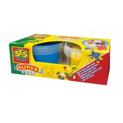 SES - Gyurma szett - 2x90g 00452 - Tudomány és kreatív játék - SES kreatív játékok