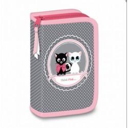 Think-Pink - tolltartó kihajtható írószertartókkal 92796737 Think-Pink - Think-Pink