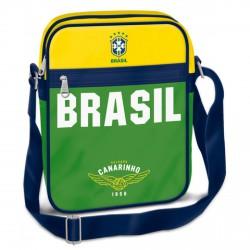 Brasil közepes álló oldaltáska műbőr AU-93366700 Táska, sulis felszerelés - Brasil Ars Una