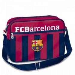 Barcelona közepes oldaltáska műbőr AU-92846609 FC BARCELONA - ISKOLATÁSKA, SPORTTÁSKA, HÁTIZSÁK
