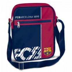 Barcelona közepes álló oldaltáska műbőr AU-93366601 FC BARCELONA - MEGLEPIK - FC Barcelona