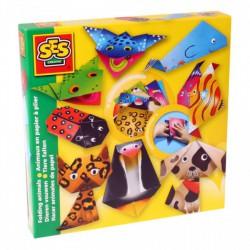 SES - Origami - állatok 14807 - Barkácsolós játékok - Barkácsolós játékok