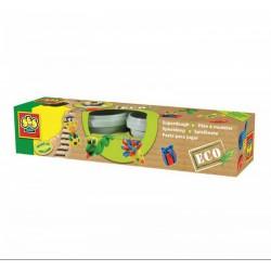SES - eco gyurma - alapszínek, 4db - SES Kreatív játékok - SES kreatív játékok