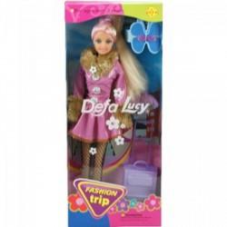 Defa Lucy 30 cm baba utazótáskával többféle változatban - Defa Lucy babák és kiegészítők - Defa Lucy babák és kiegészítők Defa Lucy