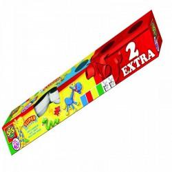 SES - GYURMA szett - 6x90g 00455 - Tudomány és kreatív játék - SES kreatív játékok