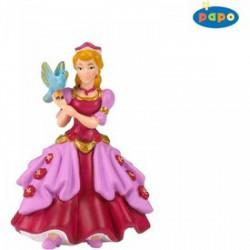 Papo Pink hercegnő madárral - PAPO figurák - PAPO figurák Papo