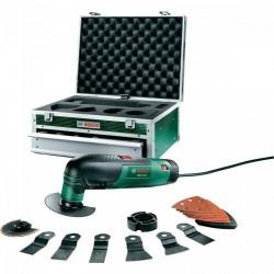 BOSCH - Bosch PMF 190 E Toolbox multifunkcionális szerszám + 16 részes tartozék szett - Bosch termékek - Barkácsgépek