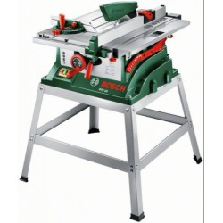 BOSCH - BOSCH PTS 10 T asztali körfűrész állvánnyal - Bosch termékek - Barkácsgépek