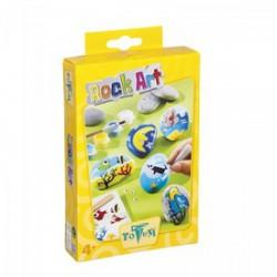 Totum kavics festő szett - Totum kreatív játékok - Totum kreatív játékok Totum