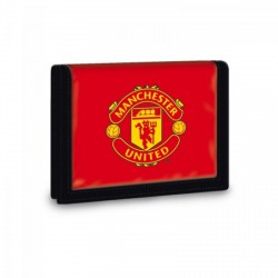 Manchester United pénztárca - AU-92476691 Táska, sulis felszerelés - Manchester United