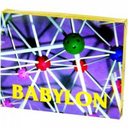 Babylon II. építőjáték 14027 ÉPÍTŐJÁTÉKOK