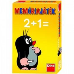 DINO - Memóriajáték Kisvakonddal - Kirakók, puzzle-ok - Dino puzzle, társasjátékok