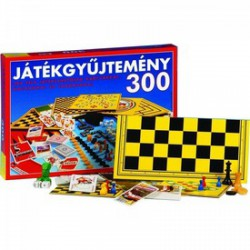 Játékgyűjtemény - 15532 FAJÁTÉKOK