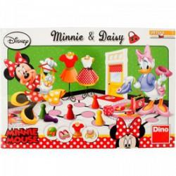 DINO - Társasjáték - Minnie és Daisy - Kirakók, puzzle-ok - Dino puzzle, társasjátékok
