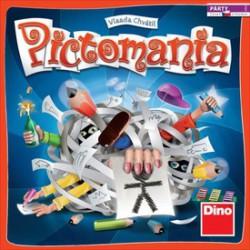 DINO - Pictomania társasjáték - Társasjátékok - Dino puzzle, társasjátékok DINO