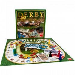DINO - Társasjáték - Derby - fogadás a lovakra - Társasjátékok