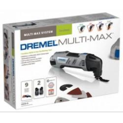 Dremel - Dremel 8300-9 Multi-Max akkus multifunkciós szerszám Kert, háztartás - Dremel gépek