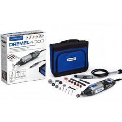 DREMEL® 4000-es sorozat 45 tartozékkal (4000-1/45) multifunkcionális szerszám F0134000JC - Dremel gépek - Dremel gépek Dremel