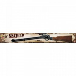 Játékfegyver - Enfield Antik, 8 lövet 10953 - Játék fegyverek - Játék fegyverek