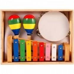 Hangszer készlet - jamaica - Fajátékok - Fajátékok