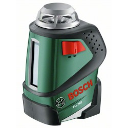BOSCH 0603663020 PLL 360 vonallézer - Mérőműszerek - Bosch termékek Bosch