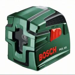 BOSCH - BOSCH PCL 10 keresztvonalas szintezőlézer Kert, háztartás - Bosch termékek