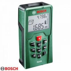 BOSCH - PLR 25 lézeres távolságmérő BOSCH MÉRŐMŰSZEREK