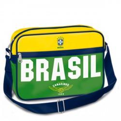 Brasil közepes oldaltáska műbőr AU-92846708 Brasil - Brasil Ars Una