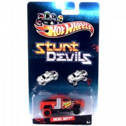 Hot Wheels - HW: Stunt Devils kaszkadőr autók - Bone Shaker kisautó - HOT Wheels pályák - HOT Wheels pályák