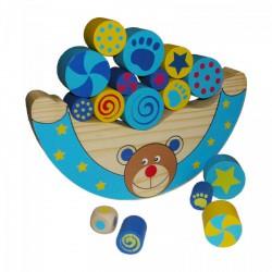 Egyensúlyozó játék (macis) - Fajátékok fiúknak - Fajátékok