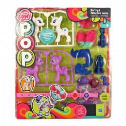 Én kicsi pónim - POP deluxe készlet - Rarity és Luna hercegnő - Én kicsi pónim játékok - Én kicsi pónim játékok