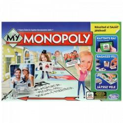 Monopoly - My Monopoly, az én Monopolym - Kirakók, puzzle-ok - Hasbro játékok