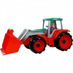 Lena - Traktor 35 cm, Truxx - Bébijátékok - Bébijátékok