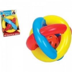 Fun Time - Csörgő gömb Játék - Bébijátékok