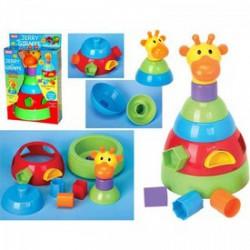 Fun Time - Jerry zsiráf activity bébijáték - Bébijátékok - Bébijátékok