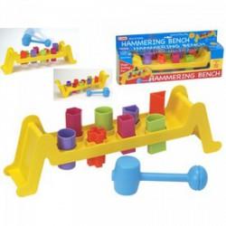 Fun Time Átfordítható kalapácsos bébijáték - Funtime bébijátékok - Bébijátékok Fun Time