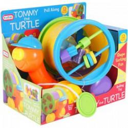 Fun Time - Tommy teknős formakereső - Funtime bébijátékok - Bébijátékok