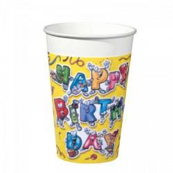 Pohár/8 2dl Celebration - Partykellékek, csomagolóanyagok - Partykellékek, csomagolóanyagok