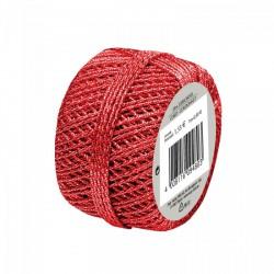 Herlitz - Díszzsinór 20m piros - Partykellékek, csomagolóanyagok - Ünnepi meglepik