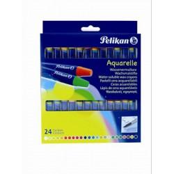 Pelikan - Akvarell zsírkréta/24 szín Pelikán - Pelikán