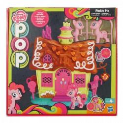 Én kicsi pónim - POP játékkészlet - Pinkie Pie - Én kicsi pónim játékok - Én kicsi pónim játékok