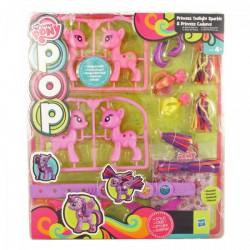 Én kicsi pónim - POP deluxe készlet - Twilight Sparkle és Cadance hercegnők - Hasbro játékok - Én kicsi pónim játékok