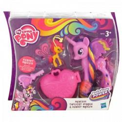 Én kicsi pónim - Twilight Sparkle hercegnő és Sunset Breezie - Hasbro játékok - Én kicsi pónim játékok